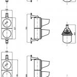 SIWA<sup>®</sup> Signalleuchte 200mm<br>Technische Daten