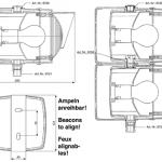 SIWA<sup>®</sup> Signalleuchte 120mm Beschreibung – Technische Unterlagen